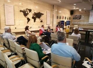 Тренинг за зонални и регионални председатели